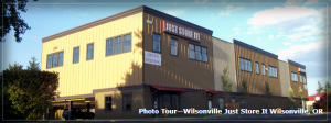 Newberg self storage from Wilsonville - Just Store It