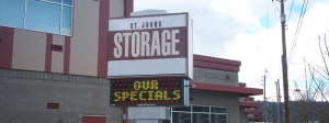 Tigard self storage from St. John Storage