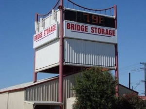 Berkeley self storage from Bridge Storage & ArtSpace