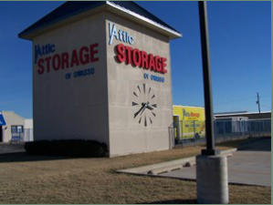 Collinsville self storage from Attic Storage - Owasso