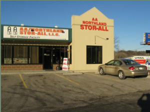 Kansas City self storage from AA Northland Stor-All