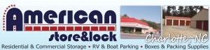 Charlotte self storage from American Store & Lock #4