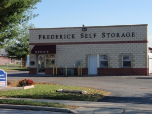 New Market self storage from Frederick Self Storage