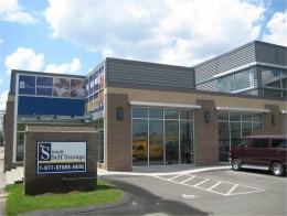 Boston self storage from Simply Storage - Beacon Street