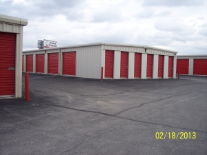 Catoosa self storage from Access Storage of Collinsville