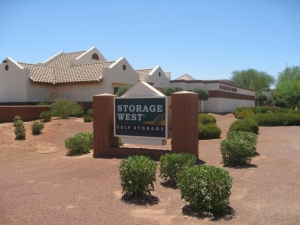 Scottsdale self storage from Storage West - Baseline