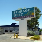 Mesa self storage from Storage West - Mesa