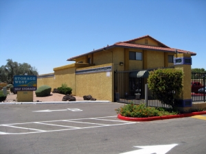Mesa self storage from Storage West - McClintock Dr.