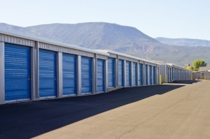 Cedar City self storage from Cedar Storage Rentals - Annex