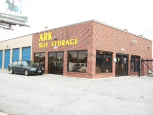 Roswell self storage from Ark Self Storage - Beaver Ruin