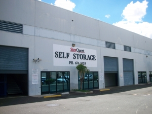 Honolulu self storage from StorQuest Self Storage - Waipahu