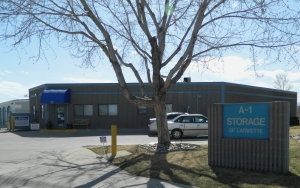 Superior self storage from StorQuest Self Storage - Lafayette