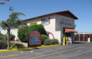 Mesa self storage from Gilbert Road Self Storage