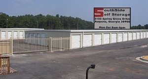 Augusta self storage from Southside Self Storage