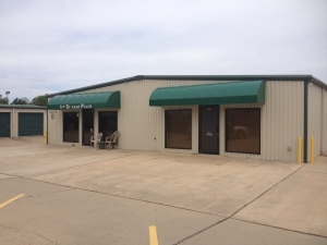 Texarkana self storage from The Storage Place