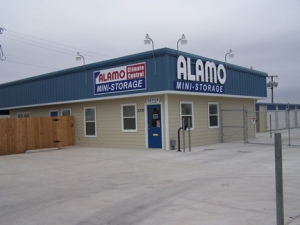 Manor self storage from Alamo Hutto Mini-Storage