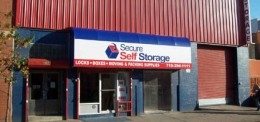 New York City-Manhattan self storage from Secure Self Storage - Third Avenue