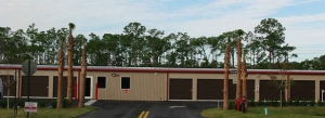 Fort Pierce self storage from Commerce Park Storage