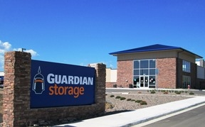 Golden self storage from Guardian Storage | Superior