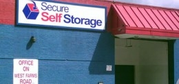 photo of Secure Self Storage - West Farms