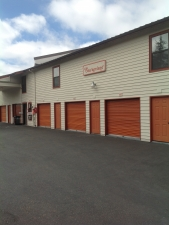 Olympia self storage from Storageland - Pattison St.