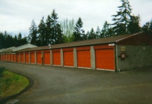 Olympia self storage from Storageland - Hawks Prairie