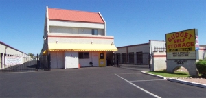 Scottsdale self storage from Budget Self Storage of Mesa
