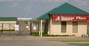 Lubbock self storage from A-Storage Place Lubbock