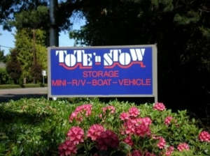Tigard self storage from Tote N Stow RV & Mini Storage