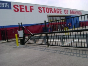 Greenwood self storage from Self Storage of America - East