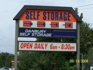 Brookfield self storage from Danbury Self Storage - Beaverbrook Road