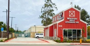 Bellflower self storage from Whittier Self Storage