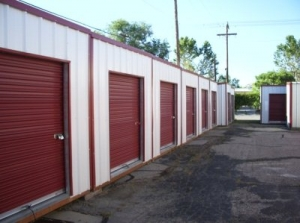 Salt Lake City self storage from Gateway Storage & Trucks
