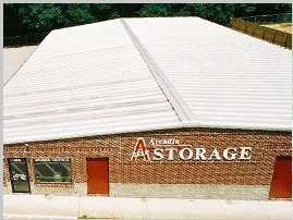 Cantonment self storage from Arcadia Self Storage