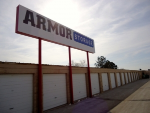 Omaha self storage from Armor Storage - Ralston
