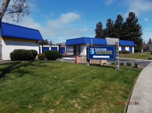 Santa Rosa self storage from Storage Solutions - Rohnert Park