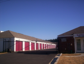 Phenix City self storage from Fountain Mini Storage - Warm Springs Rd.