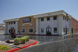 Henderson self storage from StorageOne - Stephanie