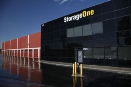 Las Vegas self storage from StorageOne - Rocksprings