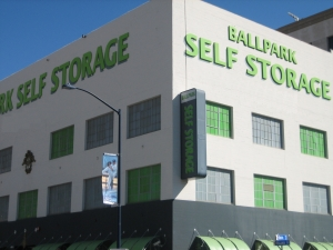 Chula Vista self storage from Ballpark Self Storage