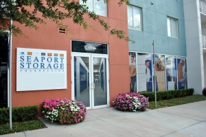 Tampa self storage from Seaport Storage