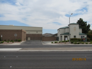 Boulder City self storage from Green Horizon Mini Storage