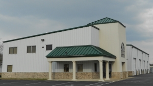 Delmar self storage from Greenbrier Self Storage