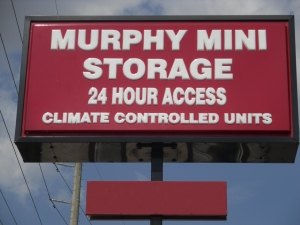 Dothan self storage from Murphy Mini Storage
