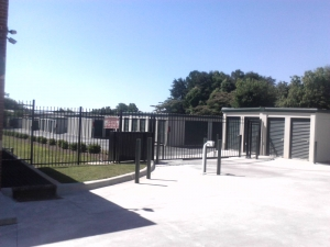 Greensboro self storage from American Flag Self Storage - Edwardia