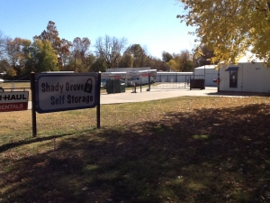 Fayetteville self storage from Shady Grove Self Storage
