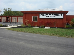 New Market self storage from New Market Mini Storage
