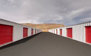 Sparks self storage from Washoe Valley Storage