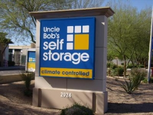 Glendale self storage from Uncle Bob's Self Storage - Phoenix - North 83rd Avenue