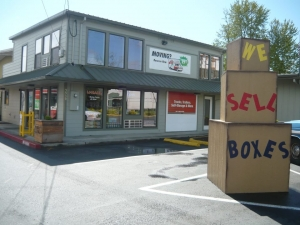 Vancouver self storage from Fort Knox Mini-Storage